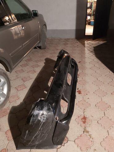Задний бампер БМВ X5 e53 Под покраску. Без губы. Цена окончательная