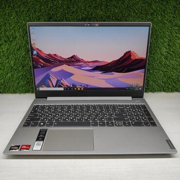Ноутбуки и нетбуки - Бишкек: Новый стильный, лёгкий Lenovo IdeaPad S340 с подсветкой