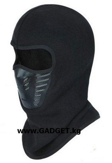 Флисовая шапка-маска ниндзи.  в Бишкек