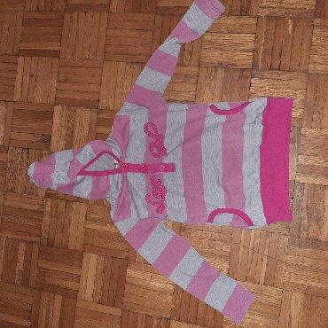 Ostala dečija odeća | Cacak: Duksic vel.8 sitni tragovi koriscenja
