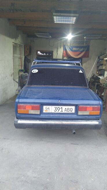 двигатель нива 1 7 инжектор цена in Кыргызстан | ВАЗ (ЛАДА): ВАЗ (ЛАДА) 2107 1.7 л. 2008