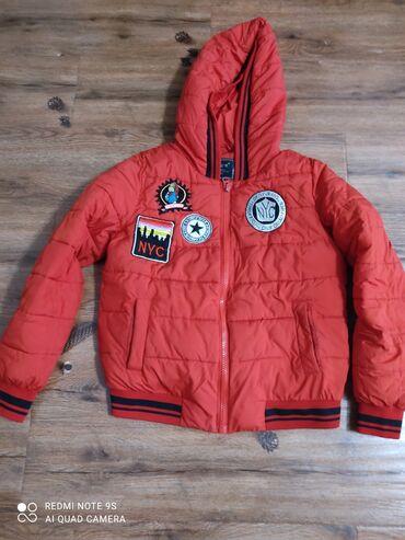 Детский мир - Кировское: Куртка женская(весна осень), состояние хорошее. Размер 46