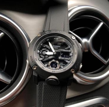 G-SHOCKМодель часов GA-2000___Функции : секундомер, будильник, мировое