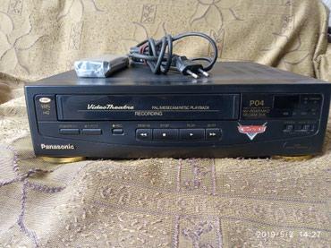 videokamera panasonik m40 в Кыргызстан: Видео магнитофон Panasonik. Всё работает