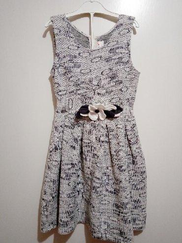 Decije haljine - Nova Varos: Haljina za devojcice punijeg materijala,idealna za prolece i