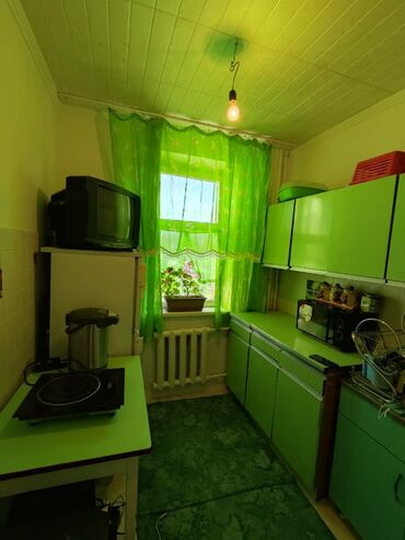 редми про 9 цена в бишкеке в Кыргызстан: Индивидуалка, 2 комнаты, 49 кв. м Неугловая квартира