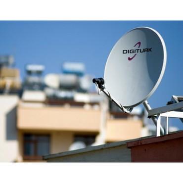 Bakı şəhərində Krosnu ustası peyk anten ustası