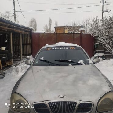 ланос в Кыргызстан: Daewoo Lanos 1.6 л. 2001