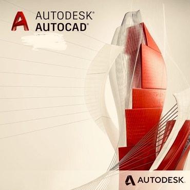 Bakı şəhərində Autocad Programin Yazilmasi Cemi 25
