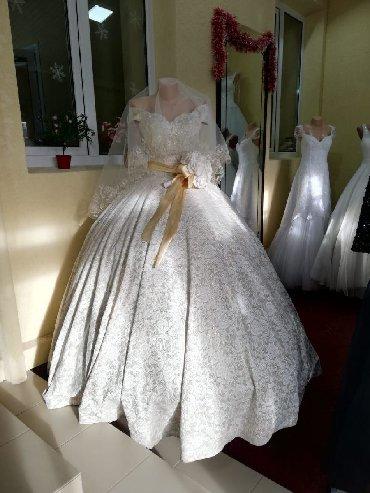 Свадебные платья и аксессуары - Массы: Продам свадебное платье одевала один раз на свою свадьбу покупала в Мо