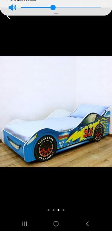 Срочно продаю кроватки б/у машинки, в в Бишкек