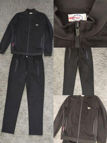 Мужской костюм Prada. Размер XL (48-50). Немного бу