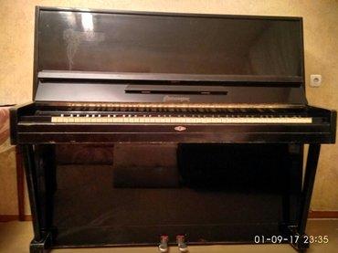 """Фортепиано """" аккорд"""". стоимость 10000 сом. в Бишкек"""