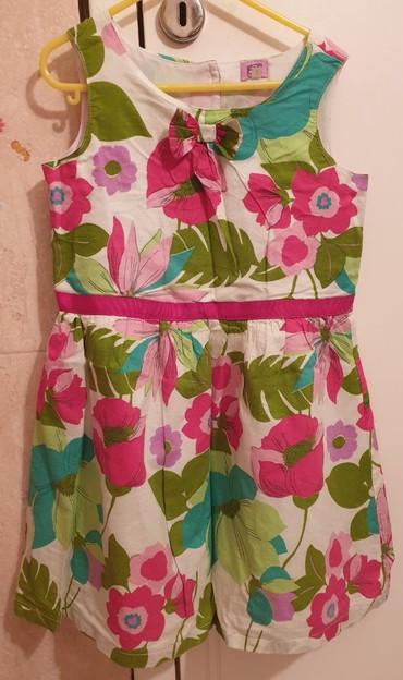 Haljina-postavljena - Srbija: Prelepa letnja vesela haljina F&F. Cvetna postavljena, jako lepo