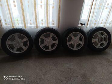 диски шкода 16 в Кыргызстан: 215/60R16