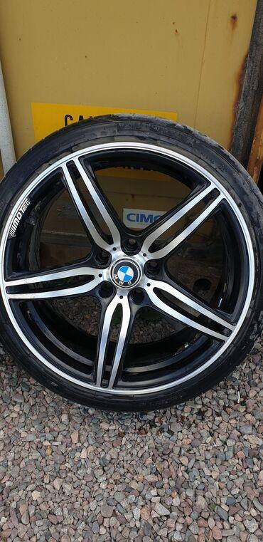 Продаю диски MO tec с резиной Производство Германия стояли на BMW e39