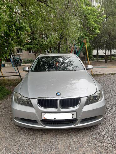 BMW 320 2 л. 2008