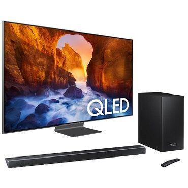 """Samsung 8 Series UN65TU8000F - 65"""" LED Smart TV - 4K UltraHD"""