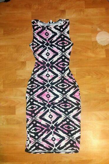 Haljine - Senta: Letnja haljina sa printom  Vel. M