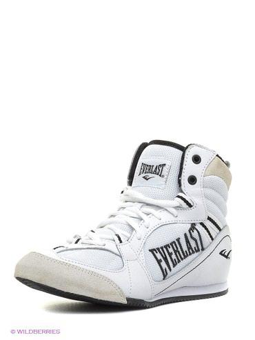 Боксерки, Замша Боксерки Everlast Ultinate Boxing Shoes Спортивный бре