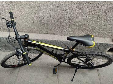 Спорт и хобби - Лебединовка: Велосипед колеса 26 рама 17 отл состояния