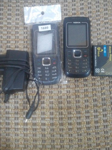 Nokia Sumqayıtda: Salam şəkildə olan Nokia 1680c tam təmirsiz adapteri var əlavə təzə ko