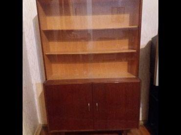 Книжный старинный шкаф 30 манат в Bakı