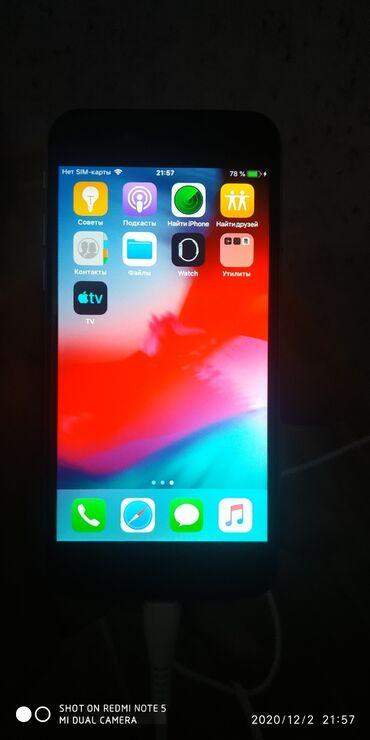 İşlənmiş iPhone 6 32 GB Boz (Space Gray)