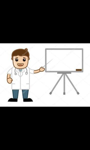 Требуются в компанию DESK  сотрудники с медицинским образованием.Треб в Бишкек