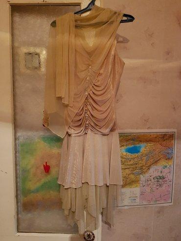Платье на выпускной,турецкое,размер 44 46 в Бишкек
