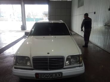 купить двигатель мерседес 3 2 бензин в Кыргызстан: Mercedes-Benz W124 3.2 л. 1994