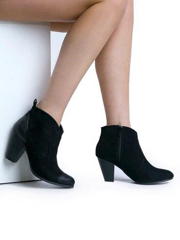 Женские ботинки, 38 размер, надевала в Бишкек
