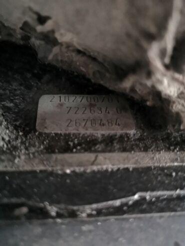 Запчасти w210 - Кыргызстан: Коробка Акп (автомат) Мерседес бенц w210, 2002г. 2.7 cdi на