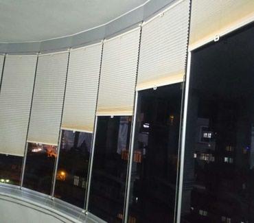 Bakı şəhərində Cam balkon ücün jalyuzlar