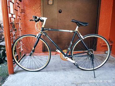 Продаю Б/У велосипед шоссейник.из южной Кореи.сост.хорошее.цена 8500
