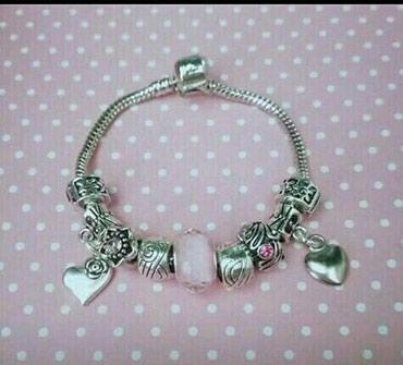 Pandora narukvice, unikatna izrada. FB. Scarlet nakit Instagram - Pozega