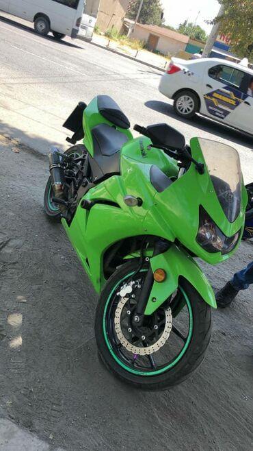 Kawasaki в Кыргызстан: Kawasaki Ninja 250Год выпуска: 2008.Состояние: отличное.Минимальный