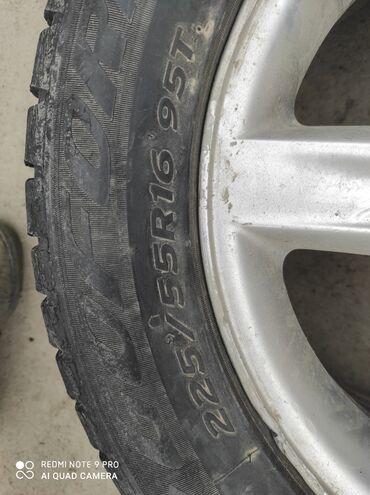 шины бу r16 в Кыргызстан: R16