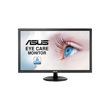 Монитор ASUS VP228DE рассчитан в первую очередь на тех, кто увлекается