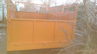 Продаю кузов самодельный на Мерс в Бишкек