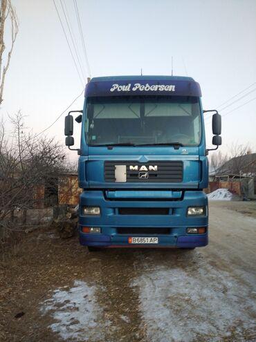 Ат касилка - Кыргызстан: Продаю одиночку ман тга 2005 года двигатель d2676 2007 года 480 л