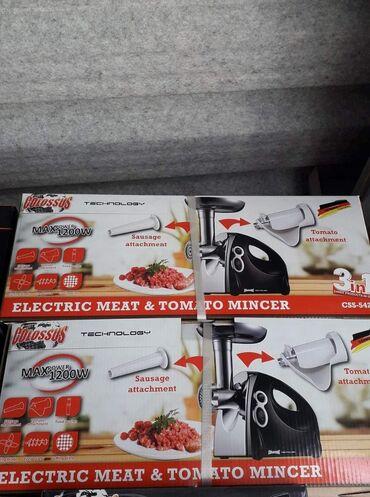 Reno klio - Zajecar: Mašina za mlevenje mesa i paradajza CSS-5426Mašina za mlevenje mesa i
