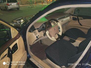 mercedes e в Кыргызстан: Mercedes-Benz E 220 2.2 л. 2000