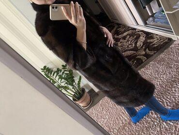 жакет без рукавов в Кыргызстан: Продаю норковую шубу, трансформер, рукава и нижняя часть