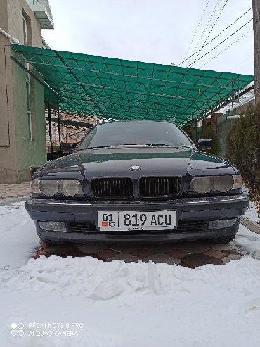 чон кот в Кыргызстан: BMW 740 4.4 л. 2000 | 250000 км