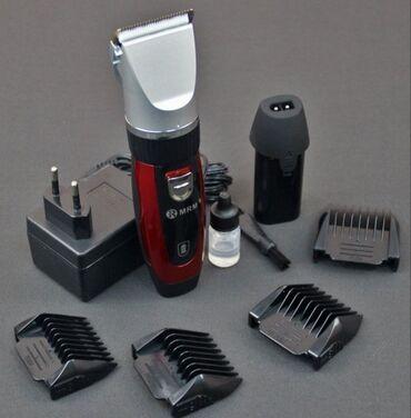Профессиональная машинка для стрижки волос mrm-power 1041cетевая