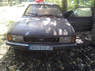 Ford Taunus 1978 - Beograd