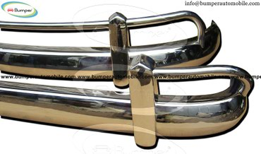 Volkswagen Bus T1 Split Screen year (1950-1957) bumper stainless steel in Amargadhi