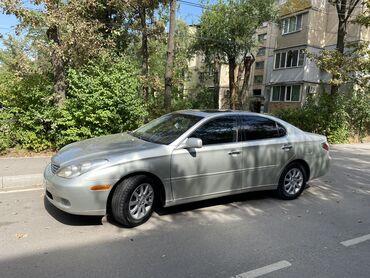lexus 300 в Кыргызстан: Lexus ES 3 л. 2002   158000 км