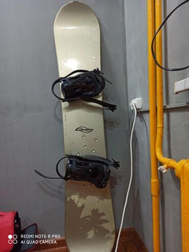 продажа мойки высокого давления в Кыргызстан: Срочно продаю доску сноуборд подойдёт на рост 170см-175см. Фирменная